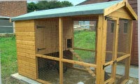Hen Houses and Kennels